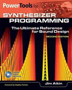 The 14 best books images on pinterest books book and cloths read power tools for synthesizer programming the ultimate reference for sound design second edition power tools series online pdf fandeluxe Image collections
