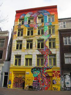 Amsterdã, Países Baixos by José Luiz Brandão, via Flickr