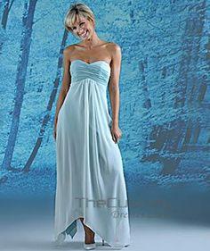 A-line Sweetheart Asymetrical Chiffon Bridesmaid Dresses 10308853