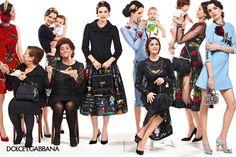 La campagne Dolce & Gabbana automne-hiver 2015-2016