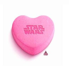 You had me at Star Wars... Star Hearts design by mancinasART! Sithfits.com #StarWars #LoveStarWars #ValentinesDay #Love #CandyHearts #SweetTarts #YouHadMeAtStarWars #Sithfits #TheSithfits #mancinas #mancinasART