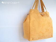 Yellow multi bag - Il Gufo Creativo | da Il-Gufo-Creativo