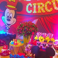 Ainda sobre o Circo do Mickey!!!❤️❤️❤️❤️