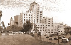 Ocean Center Building, 110 West Ocean Blvd., Long Beach, CA - Historic Office Building