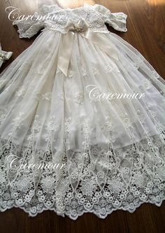 Christening Gown, Baptism Dress, Baptism Dress for baby girl, christening gowns, baptism, baptism gown, baptism dresses, lace christening If you desire the best for your dear one, then look no further. You have come to the right place and we are glad that you have done your research well.