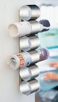can15 recyclé Tin Can Crafts, Diy Crafts, Reuse, Upcycle, Home Goods Decor, Diy Home Decor, Diy Projects To Try, Home Projects, Pringles Can