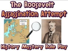 Halloween & History! Teddy Roosevelt was a reformer who made quite a few enemies as he rose from NYC Police Commissioner to the presidency. But who tried to assassinate the former president? Was it one of the captains of industry? Someone upset by his other reforms or the building of the Panama Canal? How about foreign powers? Or a member of his own family?