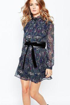 Winter Folk Dresses | sheerluxe.com