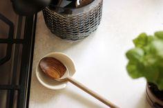 Pigeon Toe Utility Spoon Rest | Rejuvenation
