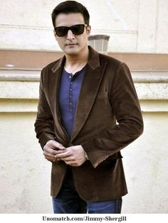 Jimmy Shergill (born Jasjit Singh Gill on 3 December 1970) is an Indian actor and film producer who works in Hindi and Punjabi films. like : http://www.Unomatch.com/Jimmy-Shergill/