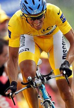 All my support to Alberto Contador, we want justice!