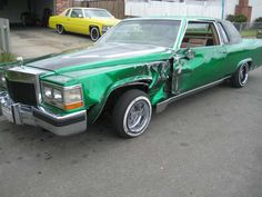 www.layitlow.com Damaged Cars, Chevy Muscle Cars, Lowrider, Model Building, Old Cars, Cadillac, Dodge, Galleries