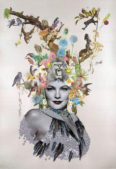 Maria Rivans collage