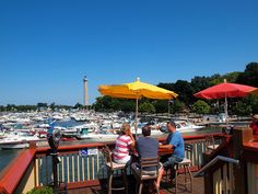Dangerous Biz's Amanda Williams visits Put-in-Bay and can't believe she is in Ohio!