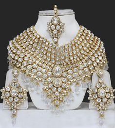 kundan set - Costume Jewellery