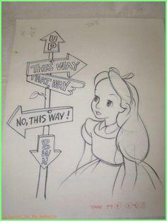 Disney Zeichnung meine ideen | 2026: 12 Alice in Wonderland Original Drawings : Lot 2026  #disneybleistiftzeichnung #disneyfigurenzeichnungenbleistift #disneyzeichnungaliceimwunderland #disneyzeichnungdumbo