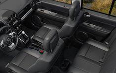 2016 Jeep Compass - interior 1