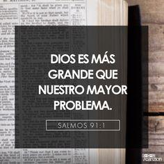 «Los que viven al amparo del Altísimo encontrarán descanso a la sombra del Todopoderoso». —Salmos 91:1