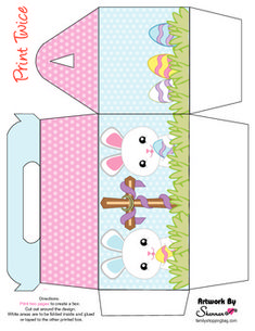 Diy Gift Box Template, Box Templates, Diy Eid Cards, Easter Photo Frames, Easter Printables, Favor Boxes, Gift Boxes, Paper Gifts, Paper Toys