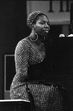 NINA SIMONE Nina Simone, Civil Rights Movement, Her Music, Blues, Dads, Daughter, Singer, Actresses, American
