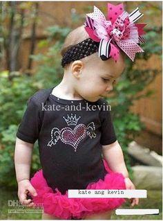 Wholesale 9pcs DOOMAGIC baby romper baby clothes lace Cotton short sleeve