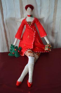 Tilda Natal Christmas Tilda http://www.elo7.com.br/boneca-tilda-43cm/dp/6BB379