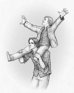 domestic sabriel - Google Search Why does this ship even exist?! what the actual fuck! No just no>>> dude chill