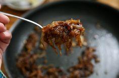 beer braised caramelized onions elevate your burger beer braised ...