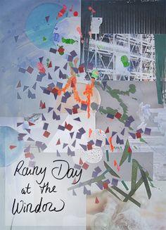 "Moodboard ""Rainy Day at the Window"" von www.a-ce-soir.com"