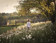 under the apple tree.. by Elena Shumilova on 500px