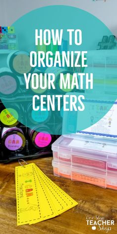 I Can Math and Grammar Games are more than just a can! Learn how I put together, organize and use these math and grammar games for all grades! Math and Literacy centers are now fun and engaging with these math games. Tons of ways to use these! (#3 is a lifesaver!)
