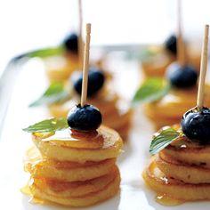 Breakfast Tailgating:  Pancakes