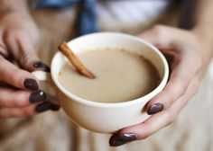 Start your Sunday with homemade chai.