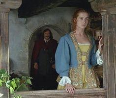 Cyrano (Jean-Paul Rappeneau, 1990), with Gérard Depardieu and Anne Brochet