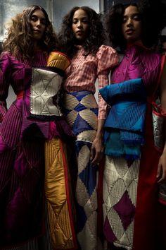 Constance Blackaller BA Fashion Westminster Lillie Eiger