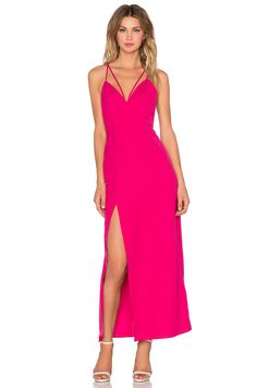 Nbd x naven twins honey maxi dress