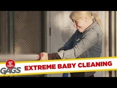 Extreme Baby Cleaning - Just For Laughs Gags - Prank Videos - Joke King Just For Laughs Gags, Prank Videos, High Five, Pranks, Continue Reading, Jokes, Cleaning, Bear, Feelings