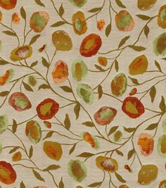 Richloom Studio Upholstery Fabric Versailles Citrus~curtains, accent pillows