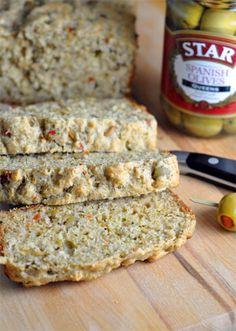 Olive Quick Bread #STARFineFoods