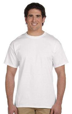 d24d0527ce1f3 Hanes Men s Adult Comfort Blend Eco Smart Short Sleeve T-Shirt