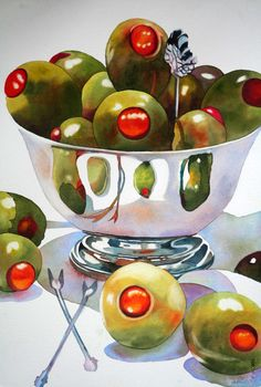 Anne Abgott's Gallery of Water Colors