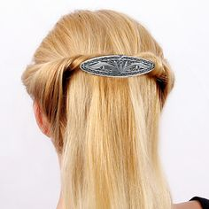 Sterling Silver Hair Clip from JeGem.com