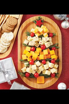 Our Bamboo collection is a great way to display your food at any gathering.  www.pamperedchef.biz/jenniecox  559-376-2046