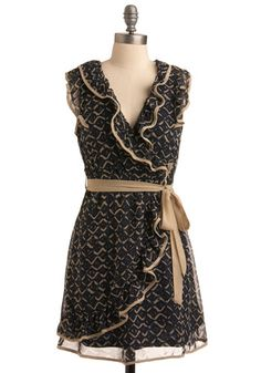 Librarianish bridesmaid dress--with a cute cardigan?