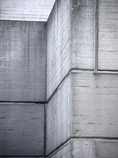 Heidi Specker - Concrete Interior Photography, Photography Projects, Artistic Photography, Art Photography, Minimal Architecture, Concrete Architecture, Architecture Details, Exposed Concrete, Concrete Art