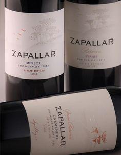 Zapallar on Behance