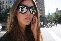 Mirror Sunglasses Trend 2014
