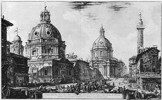 Giovanni Battista Piranesi   Vedute di Roma