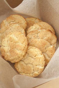 Cinnamon Sugar Butter Cookies Recipe
