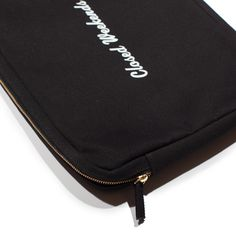 """Closed Weekends 15"""" Laptop Pouch"""